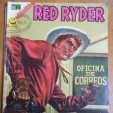 Tebeos: RED RYDER - AÑO XVIII - Nº 277 - 3 MAYO 1972. Lote 119543303