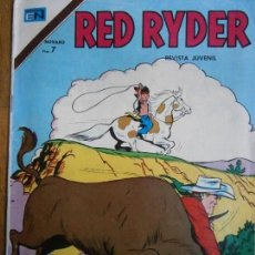 Tebeos: RED RYDER - AÑO XIX - Nº 312 - 5 SEPTIEMBRE 1973. Lote 119543543