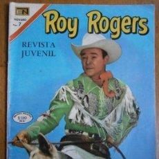 Tebeos: ROY ROGERS - AÑO XVIII - Nº 213 -15 FEBRERO 1970. Lote 119543895