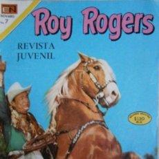 Tebeos: ROY ROGERS - AÑO XVIII - Nº 209 -15 DICIEMBRE 1969. Lote 119544031