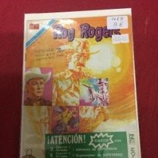 Tebeos: ROY ROGERS NUMERO 415 SERIE AGUILA BUEN ESTADO REF.C. Lote 119586371