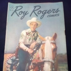 Tebeos: COMICS. ROY ROGERS A DELL MAGAZINE 124. Lote 119730867