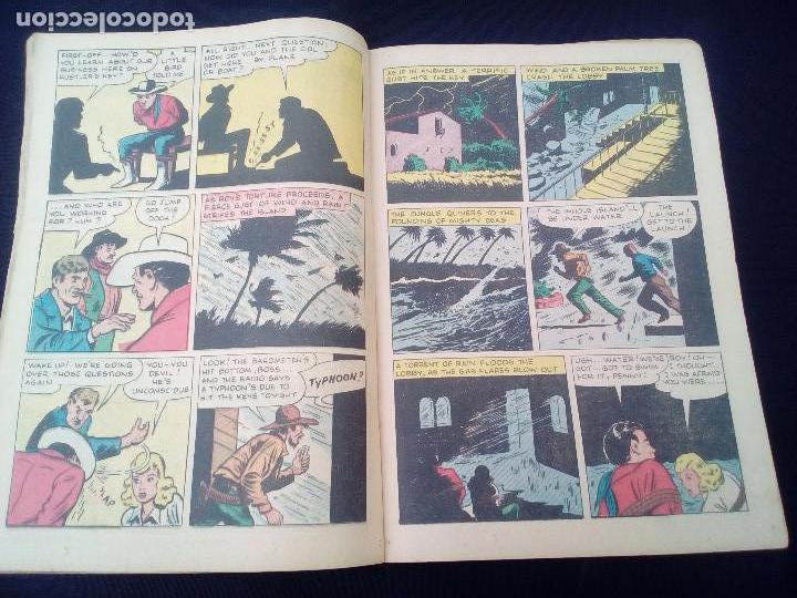 Tebeos: COMICS. ROY ROGERS A DELL MAGAZINE 124 - Foto 3 - 119730867