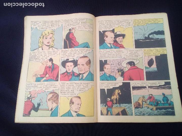 Tebeos: COMICS. ROY ROGERS A DELL MAGAZINE 124 - Foto 4 - 119730867
