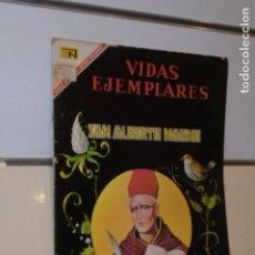 Tebeos: VIDAS EJEMPLARES Nº 241 SAN ALBERTO MAGNO - NOVARO -. Lote 120752847