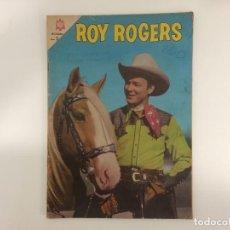 Tebeos: COMIC: ROY ROGERS Nº 153 - NOVARO 1965. Lote 119934207