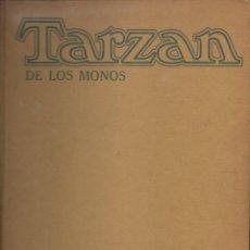 Tebeos: TARZÁN DE LOS MONOS POR BURNE HOGART - NOVARO, TAPA DURA, 1973, GRAN FORMATO. Lote 120098183
