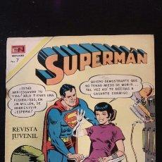 Tebeos: SUPERMAN N°833. NOVARO.1971. Lote 120324746