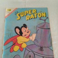 Tebeos: EL SUPER RATÓN. NÚMERO 179 .1957. Lote 120350751