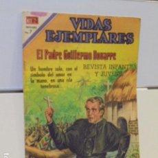 Tebeos: VIDAS EJEMPLARES Nº 318 EL PADRE GUILLERMO DOUARRE - NOVARO -. Lote 120451043