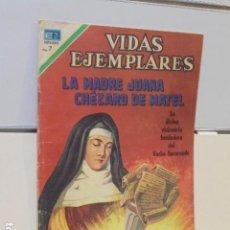 Tebeos: VIDAS EJEMPLARES Nº 331 LA MADRE JUANA CHEZARD DE MATEL - NOVARO -. Lote 120752930