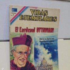 Tebeos: VIDAS EJEMPLARES Nº 312 EL CARDENAL OTTAVIANI - NOVARO -. Lote 120453283
