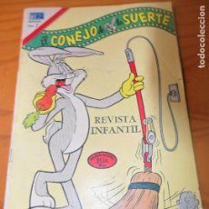 Tebeos: EL CONEJO DE LA SUERTE Nº 425 - NOVARO - BUGS BUNNY. Lote 120668835