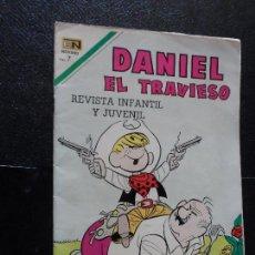 Tebeos: DANIEL EL TRAVIESO Nº 69 EDITORIAL NOVARO . Lote 120949083