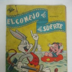 Tebeos: EL CONEJO DE LA SUERTE Nº 22 - SEA, NOVARO - AÑO 1952. Lote 120986083