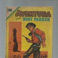 Tebeos: AVENTURA 728: NOSY PARKER, 1972, NOVARO. Lote 121178751
