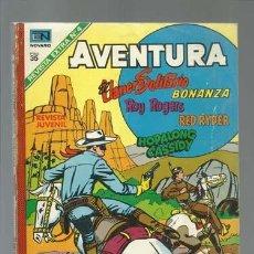 Tebeos: AVENTURA EXTRA Nº 4, 1968, NOVARO, MUY BUEN ESTADO. Lote 121179695