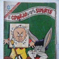 Tebeos: EL CONEJO DE LA SUERTE Nº 249 NOVARO. Lote 121180783