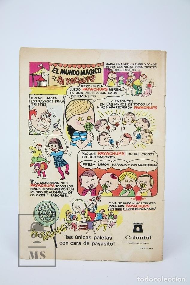 Tebeos: Antiguo Cómic - Porky Y Sus Amigos Nº 244 - Editorial Novaro, Año 1970 - Foto 5 - 261335755