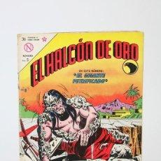 Tebeos: ANTIGUO CÓMIC - EL HALCÓN DE ORO Nº 72 - EDITORIAL NOVARO, AÑO 1964. Lote 121242831