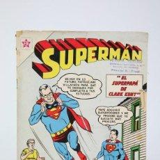 Tebeos: ANTIGUO CÓMIC - SUPERMÁN Nº 366 - EDITORIAL NOVARO, AÑO 1962. Lote 121244275
