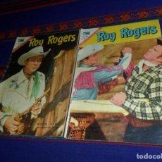 Tebeos: NOVARO ROY ROGERS NºS 181 Y 182. 5 PTS. 1967. . Lote 121334395
