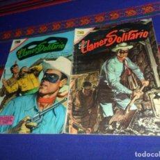 Tebeos: NOVARO EL LLANERO SOLITARIO NºS 168 Y 176. 5 PTS 1967. . Lote 121334747