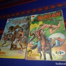 Tebeos: NOVARO TARZAN DE LOS MONOS NºS 299 Y 383. 1972. . Lote 121336659