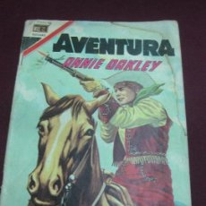 Tebeos: AVENTURA. ANNIE OAKLEY. Nº 517. EDITORIAL NOVARO 1967.. Lote 121431055
