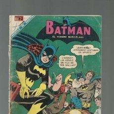 Livros de Banda Desenhada: BATMAN 447: LA COQUETERIA DE BATINIÑA, 1968, NOVARO, PROCEDENTE DE ENCUADERNACIÓN. Lote 121468159