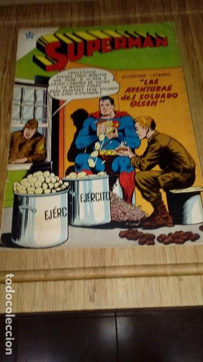 SUPERMAN NOVARO Nº 155 (Tebeos y Comics - Novaro - Superman)