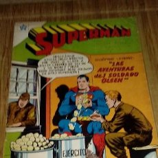 Tebeos: SUPERMAN NOVARO Nº 155. Lote 121527419