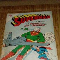 Tebeos: SUPERMAN NOVARO Nº 158 DIFÍCIL. Lote 121528495