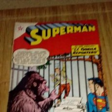 Tebeos: SUPERMAN NOVARO Nº 161. Lote 121530171