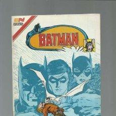 Tebeos: BATMAN 3-43 (AVESTRUZ), 1983, NOVARO, MUY BUEN ESTADO. Lote 121568087