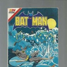 Tebeos: BATMAN 3-51 (AVESTRUZ): DONDE CAMINA UN HOMBRE DE NIEVE, 1983, NOVARO, MUY BUEN ESTADO. Lote 121568131
