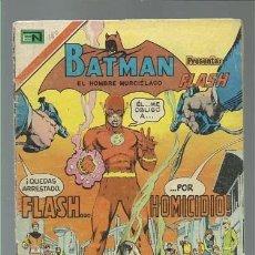 Tebeos: BATMAN 180/180: FLASH, 1985, NOVARO, BUEN ESTADO. Lote 121568291