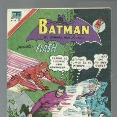 Tebeos: BATMAN 2-924: FLASH, 1978, NOVARO, MUY BUEN ESTADO. Lote 121568483
