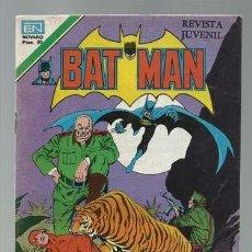 Tebeos: BATMAN 2-975, 1979, NOVARO, MUY BUEN ESTADO. Lote 121569207