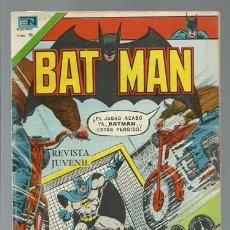 Tebeos: BATMAN 2-889, 1977, NOVARO, MUY BUEN ESTADO. Lote 121570303
