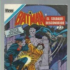 Tebeos: BATMAN 23, 1985, CINCO, MUY BUEN ESTADO. Lote 121572695