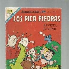 Tebeos: CHIQUILLADAS EN TV 226: LOS PICA PIEDRAS, 1968, NOVARO, BUEN ESTADO. Lote 121576887