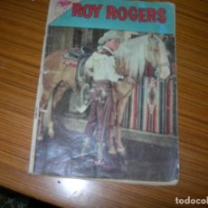Tebeos: ROY ROGERS Nº 131 EDITA NOVARO . Lote 121648199