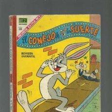 Tebeos: EL CONEJO DE LA SUERTE EXTRA 1, 1968, NOVARO, BUEN ESTADO. Lote 121714919