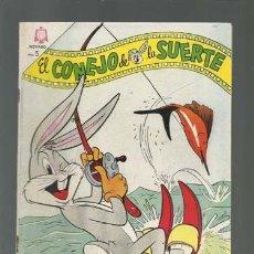 Tebeos: EL CONEJO DE LA SUERTE 236, 1966, NOVARO, BUEN ESTADO. Lote 121715143