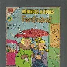 Tebeos: DOMINGOS ALEGRES 1003: FERDINAND, 1973, NOVARO, USADO. Lote 121720591