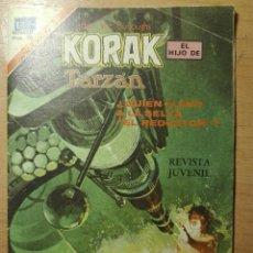 Tebeos: KORAK EL HIJO DE TARZAN.SERIE ÁGUILA 2-67 (1977). Lote 121812923