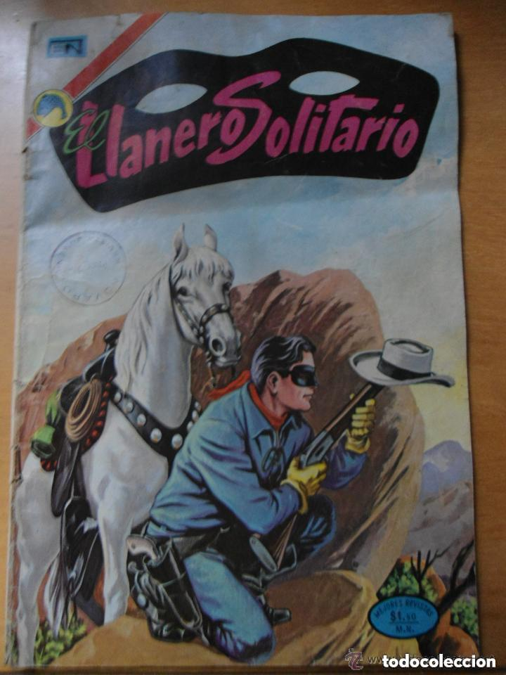 ANTIGUO COMIC TEBEO EL LLANERO SOLITARIO - NUM 286 (Tebeos y Comics - Novaro - El Llanero Solitario)