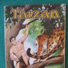 Tebeos: TARZAN LIBRO COMIC TOMO XLI EDITORIAL NOVARO. Lote 121853955