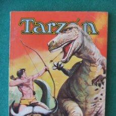 Tebeos: TARZAN LIBRO COMIC TOMO XXI EDITORIAL NOVARO. Lote 121854031